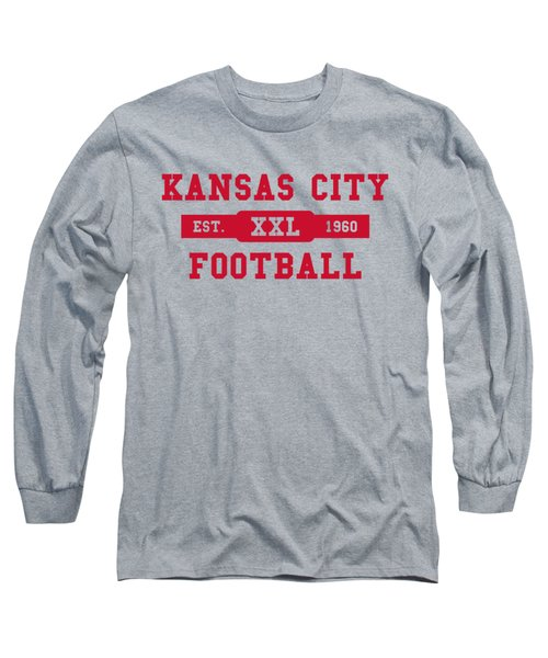 Chiefs Retro Shirt Long Sleeve T-Shirt
