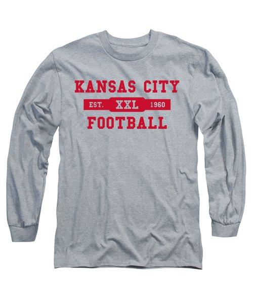 Chiefs Retro Shirt Long Sleeve T-Shirt