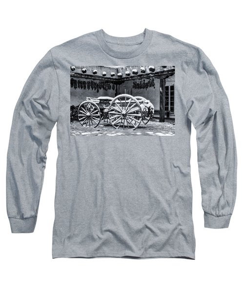 Peppers And Snow_2 Long Sleeve T-Shirt
