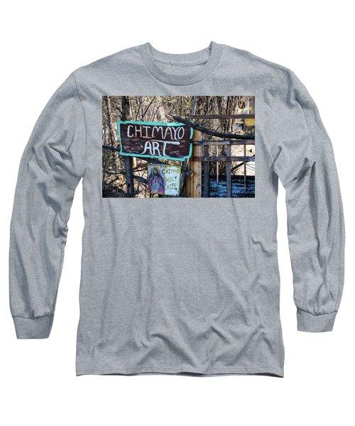 Chimayo Art Long Sleeve T-Shirt