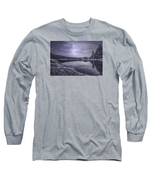 China Bend2 Long Sleeve T-Shirt by Loni Collins