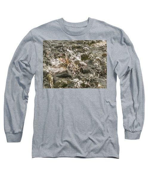 Chinook Salmon  Long Sleeve T-Shirt