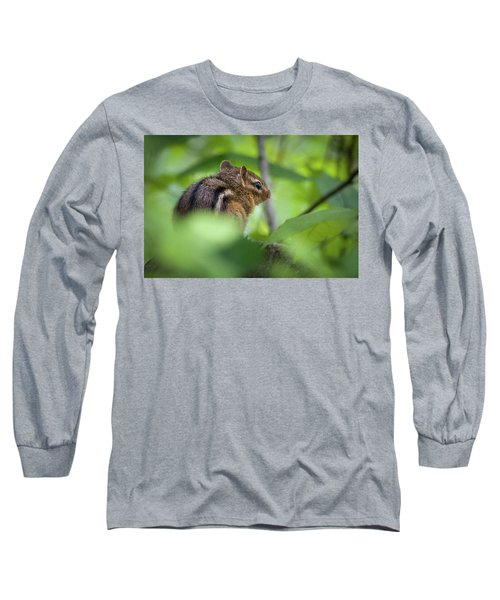 Chipmunk Long Sleeve T-Shirt