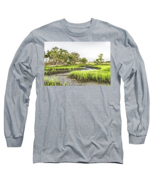 Chisolm Island - Low Tide Long Sleeve T-Shirt