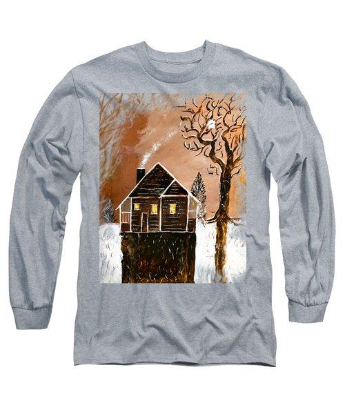 Chocolate Roast Long Sleeve T-Shirt