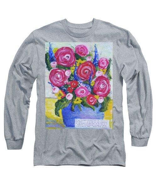 Choice Bouquet Long Sleeve T-Shirt