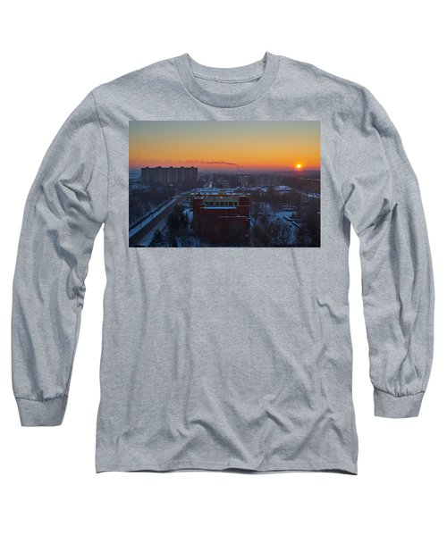 Choo Choo Long Sleeve T-Shirt