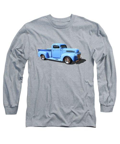 Chop Top Pickup Long Sleeve T-Shirt
