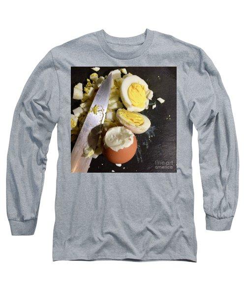 Chopped Long Sleeve T-Shirt