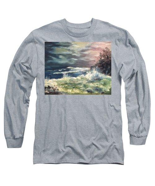 Choppy Seas 1 Long Sleeve T-Shirt