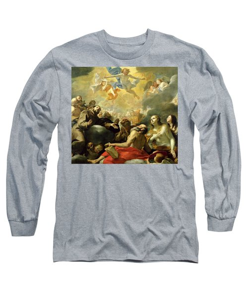 Christ In Glory With The Saints Long Sleeve T-Shirt