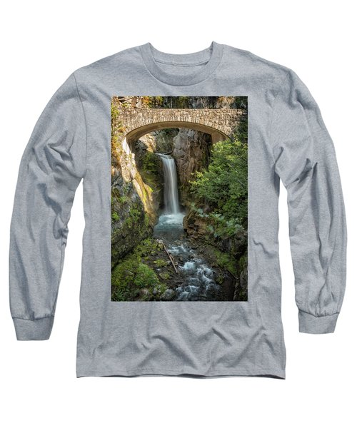 Christine Falls Long Sleeve T-Shirt