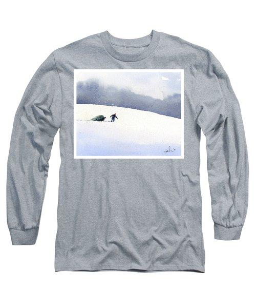 Christmas Past Long Sleeve T-Shirt