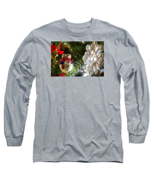 Christmas Tree Memories Long Sleeve T-Shirt