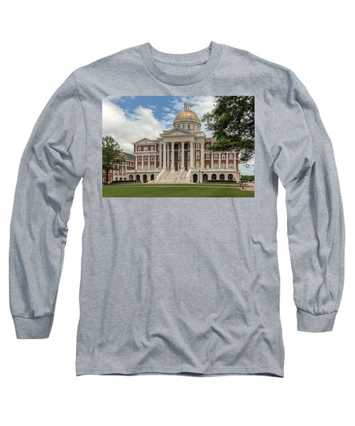 Christopher Newport Hall Long Sleeve T-Shirt