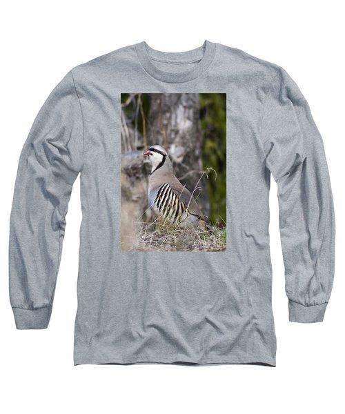 Chuck Long Sleeve T-Shirt