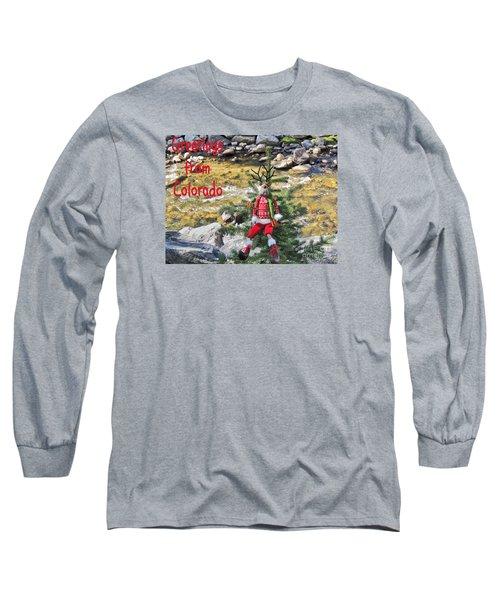 Chumps Christmas Long Sleeve T-Shirt