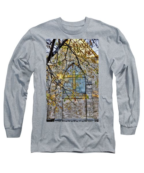 Church Ghost Long Sleeve T-Shirt