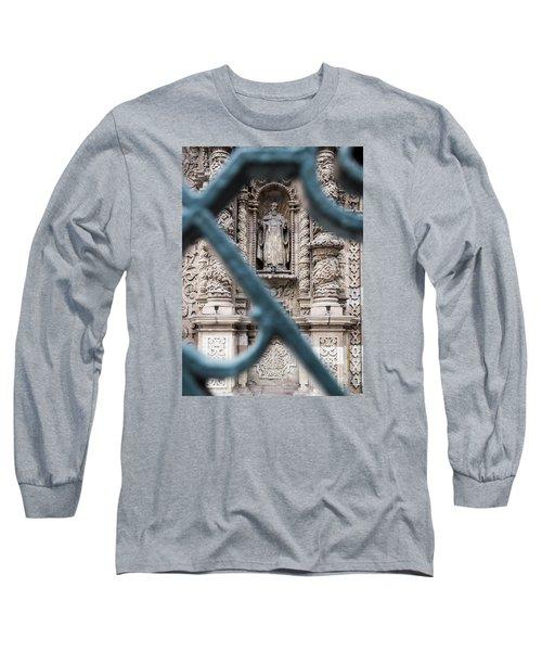 Church In Peru Long Sleeve T-Shirt