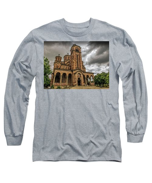 Church Of Saint Mark Long Sleeve T-Shirt