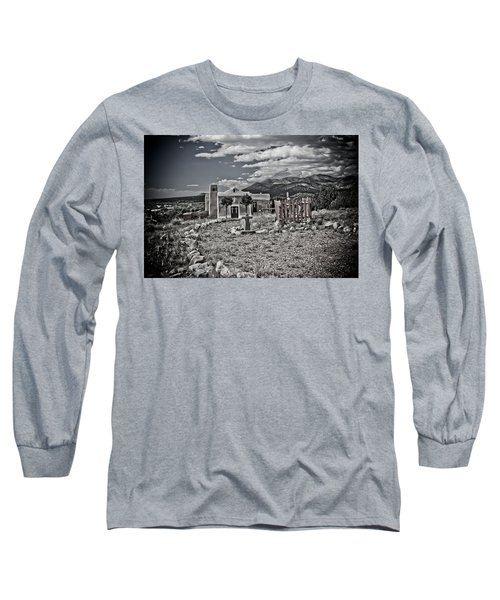 Church On The Hill Long Sleeve T-Shirt