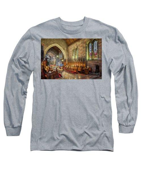 Church Organist Long Sleeve T-Shirt