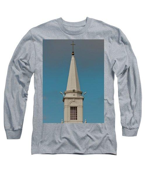 Church Steeple Long Sleeve T-Shirt