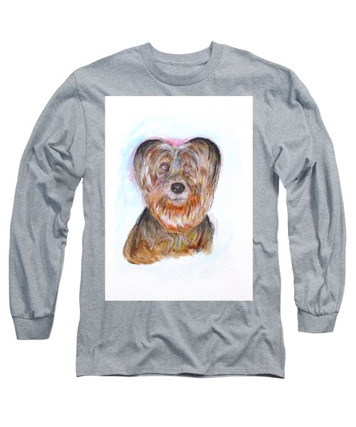 Ciao I'm Viki Long Sleeve T-Shirt by Clyde J Kell