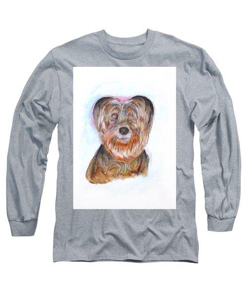 Ciao I'm Viki Long Sleeve T-Shirt
