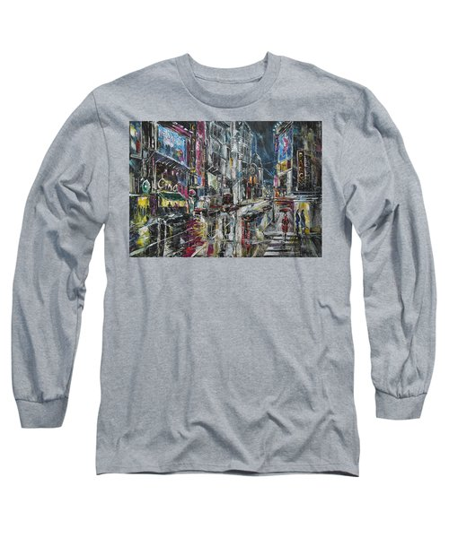 Cinema Time Long Sleeve T-Shirt