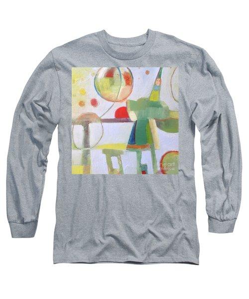 Circus Act Long Sleeve T-Shirt