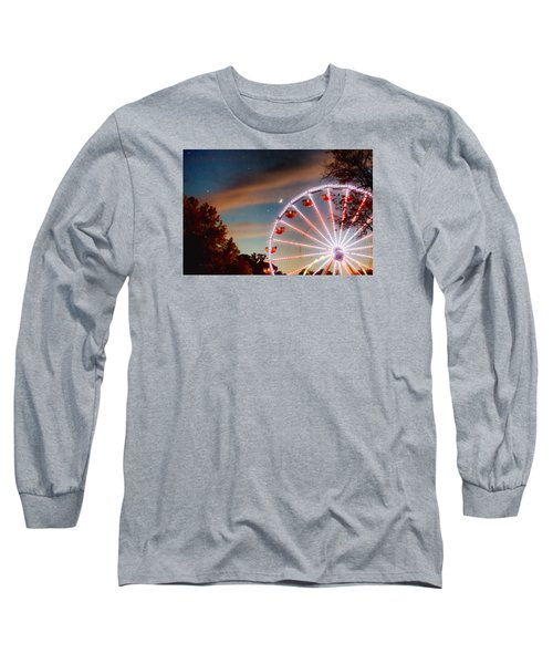 Circus Dusk Long Sleeve T-Shirt