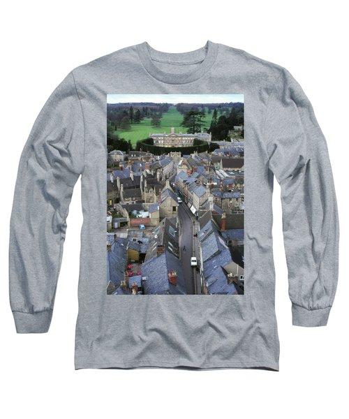 Cirencester, England Long Sleeve T-Shirt