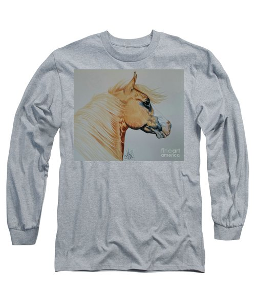 Palomino Paint - Cisco Long Sleeve T-Shirt