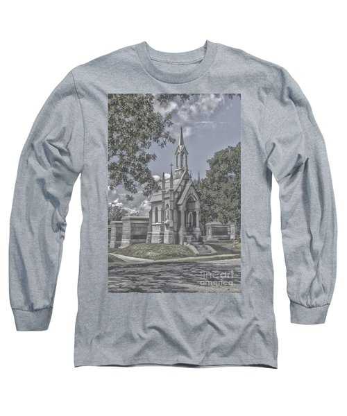 Cities Of The Dead Long Sleeve T-Shirt by Janice Spivey