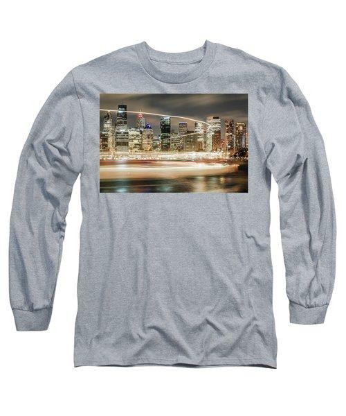 City Blur Long Sleeve T-Shirt