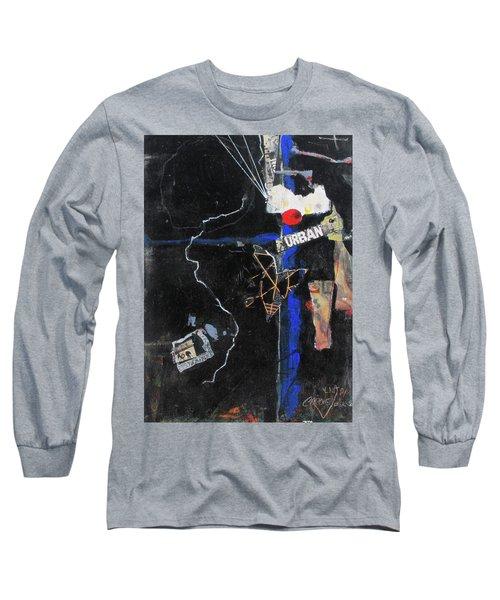 City Cat Long Sleeve T-Shirt