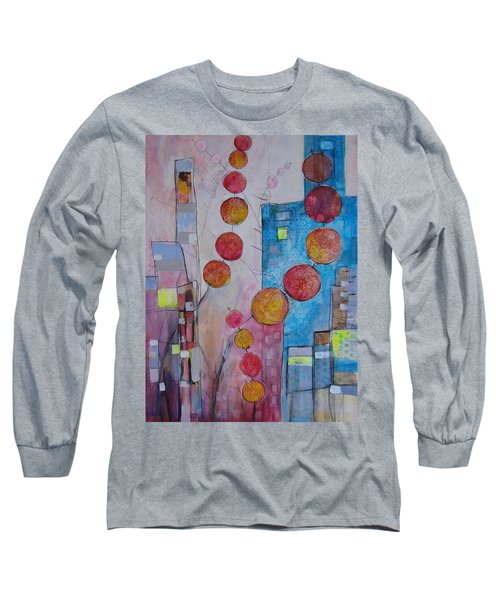 City Festival Long Sleeve T-Shirt