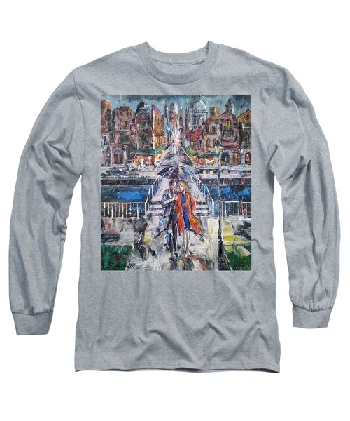 City For Two Long Sleeve T-Shirt