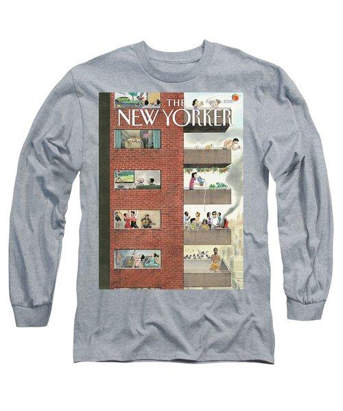 City Living Long Sleeve T-Shirt