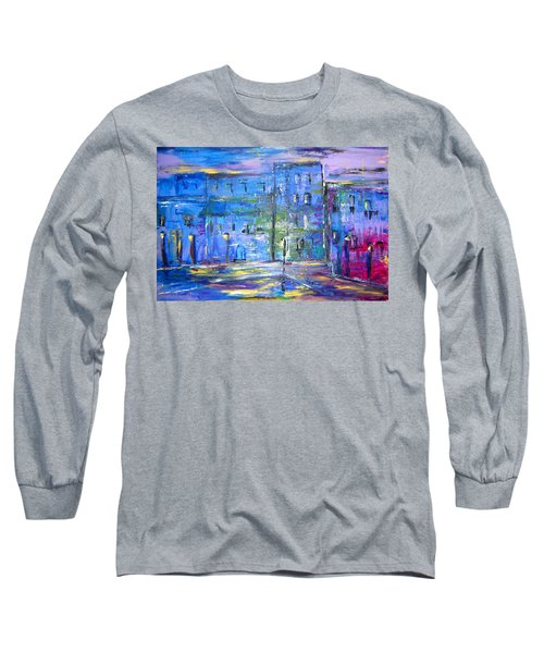 City Mouse Long Sleeve T-Shirt