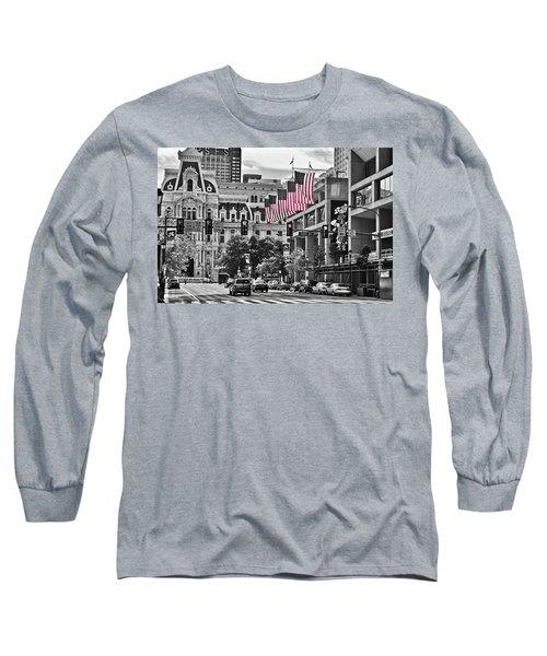 City Of Brotherly Love - Philadelphia Long Sleeve T-Shirt