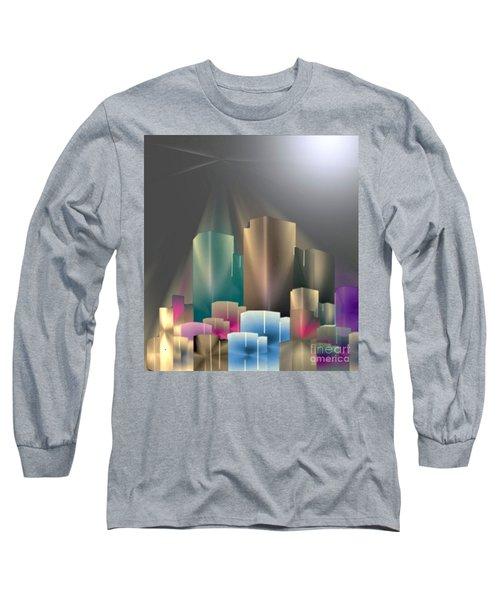 City Of Light 5-2 2016 Long Sleeve T-Shirt