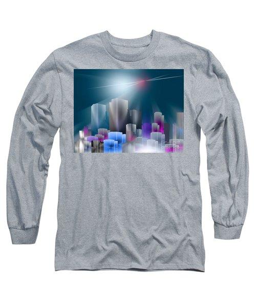 City Of Light Long Sleeve T-Shirt