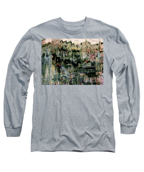 City On A Hill Long Sleeve T-Shirt