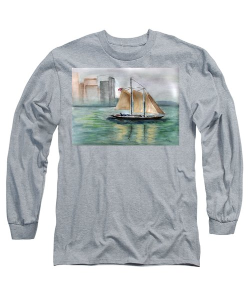 City Sail Long Sleeve T-Shirt