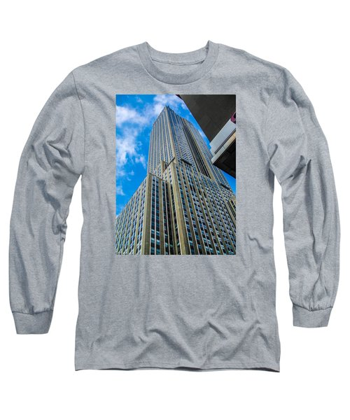 City Tower Long Sleeve T-Shirt
