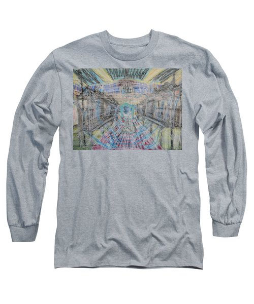 Claiming Of The Soul Long Sleeve T-Shirt