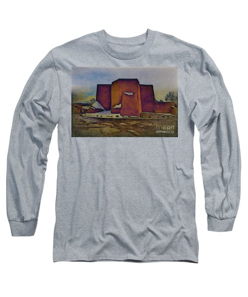 Classic Adobe Long Sleeve T-Shirt