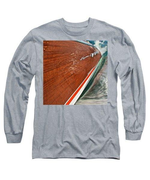 Classic Aquarama Long Sleeve T-Shirt